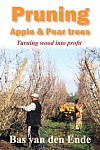 Pear and apple pruning
