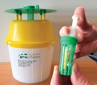 New fall armyworm trap from Grochem