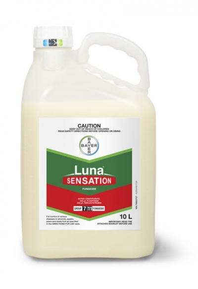 Luna® Sensation: exceptional new fungicide for fruit growers
