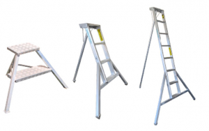 Transtak® orchard ladders & work stools