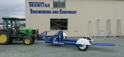 Transtak design the most efficient carrier/trailer