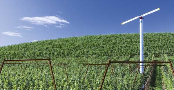 Orchard-Rite® wind machines for effective frost control
